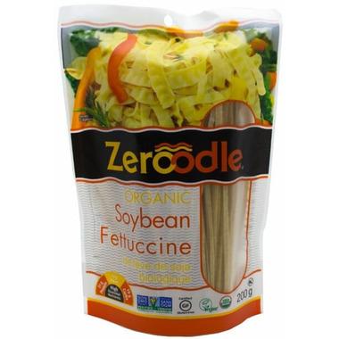 Zeroodle Organic Soybean Fettuccine