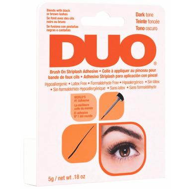 DUO Professional Brush On Adhesive Dark