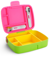 Munchkin Lunch Bento Box Yellow
