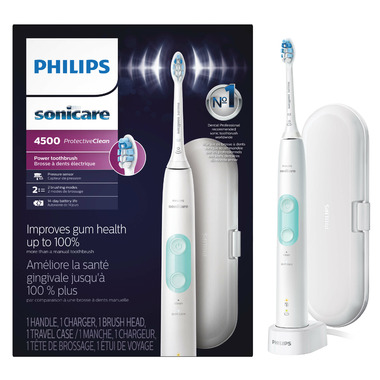 Philips Sonicare Protective clean 4500 white