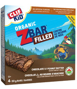 Clif Kids Organic Zbar Chocolate Filled with Peanut Butter