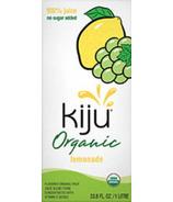 Kiju Organic Lemonade