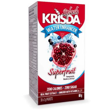 Krisda Splash Water Enhancer Superfruit