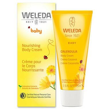 Weleda Baby Nourishing Body Cream