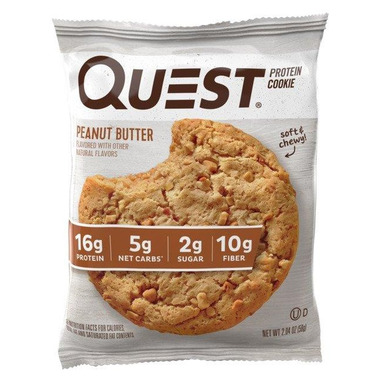 Quest Nutrition Peanut Butter Cookie