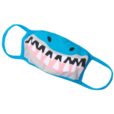 Hatley Non-Medical Reusable Kids Face Mask Shark