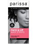 Parissa Wax Strips Face & Lips