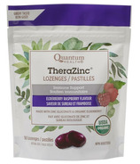 Quantum Organic TheraZinc Elderberry Lozenges