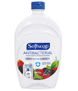 Softsoap Antibacterial Liquid Hand Soap Refill White Tea and Berry Fusion