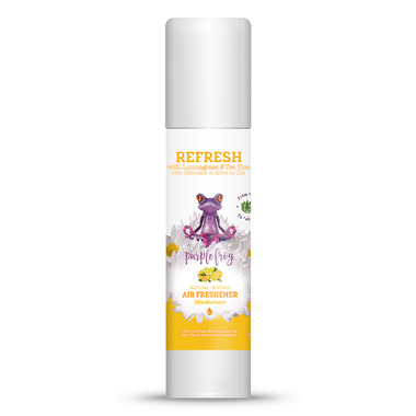 Purple Frog Refresh Lemongrass & Tea Tree Spray