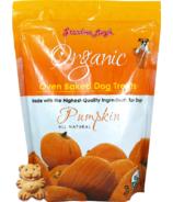 Grandma Lucy's Organic Oven Baked Pumpkin Dog Treats