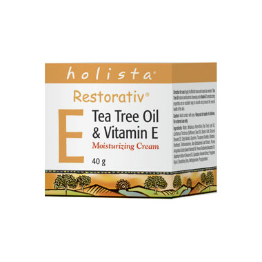 Holista Restorativ Tea Tree & Vitamin E Moisturizing Cream