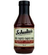 Schultz's Sweet Hickory BBQ Sauce