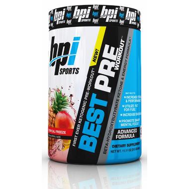 BPI Sports Best PRE Tropical Breeze