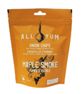All Yum Onion Chips Maple Smoke