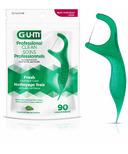GUM Professional Clean Flossers Fresh Mint