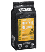 Savor Medium Roast Organic Ground