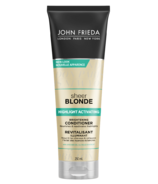 John Frieda Sheer Blonde Highlight Activating Brightening Conditioner