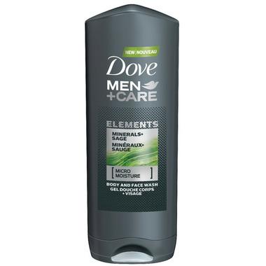 Dove Men+Care Minerals + Sage Body Wash