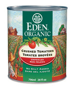 Eden Organic Canned Crushed Tomatoes
