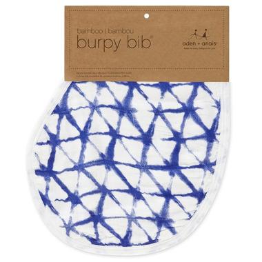 aden + anais Bamboo Burpy Bib Indigo