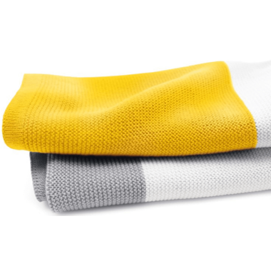 Bugaboo Light Cotton Blanket Bright Yellow
