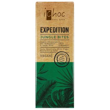 Ichoc Jungle Bites Chocolate Bar
