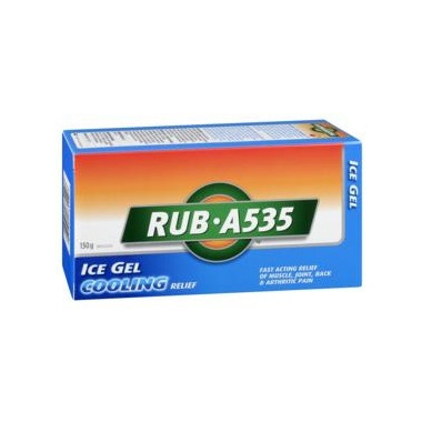 Rub A535 Ice Gel