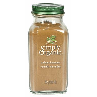 Simply Organic Ceylon Cinnamon