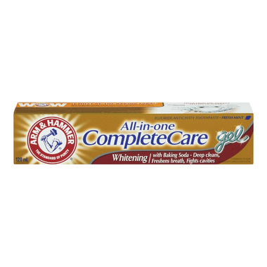 Arm & Hammer All-in-One Complete Care Whitening Gel