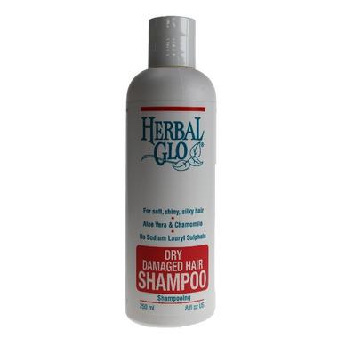 Herbal Glo Dry Or Damage Hair Shampoo