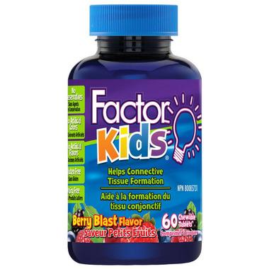 FOCUSfactor Factor Kids Cognitive Health