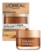 L'Oreal Paris Pure-Sugar Scrub for Dull Skin