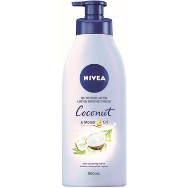 Nivea Oil Infused Coconut and Monoi Oil