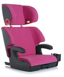 Clek Oobr Full Back Booster Seat Flamingo