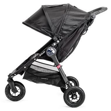 Baby Jogger City Mini GT Single Black