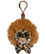 Ty Flippables Regal the Lion Sequin Clip