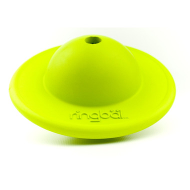 Petprojekt Small Ringbal Dog Toy in Green