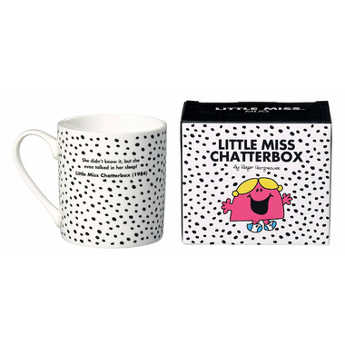Mr. Men & Little Miss Little Miss Chatterbox Mug