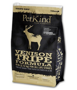 PetKind Tripe Dry Green Venison Tripe Dog Food