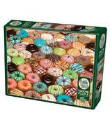 Cobble Hill Puzzle Doughnuts