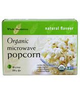 Pop-corn biologique pour micro-ondes Whole Alternatives