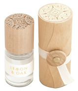 Skeem Lemon And Oak Print Block Perfume