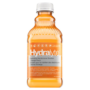 Hydralyte Electrolyte Drink Orange