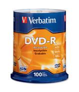 Verbatim 16X DVD-R Discs
