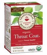 Traditional Medicinals Organic Throat Coat Tea