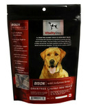 Vitality Dog Bison with Saskatoon Berry Dog Treats