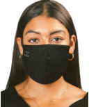 Peace Collective Home Is Canada Face Mask Black