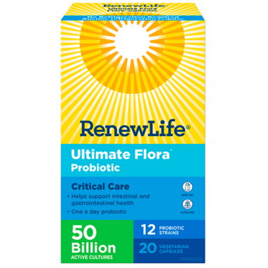 Renew Life Ultimate Flora Go Pack 50 Billion