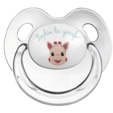 Sophie by Vulli 2 Silicone Pacifier Set